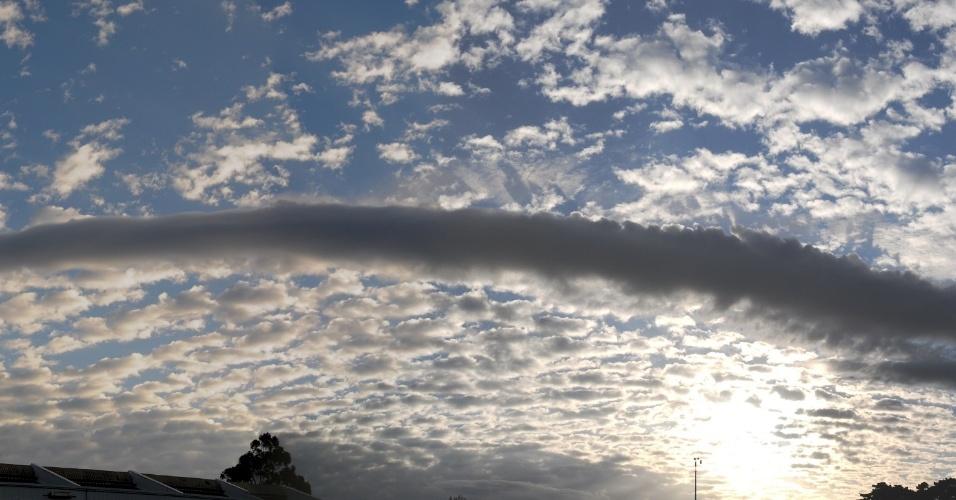 27.mar.2017 - Nuvem volutus