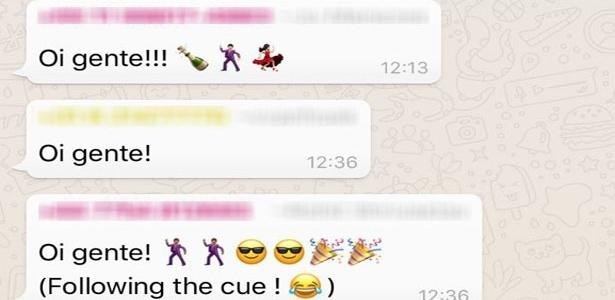 Gringos brincam com o jeito de o brasileiro de interagir no WhatsApp (aconteceu de verdade!)
