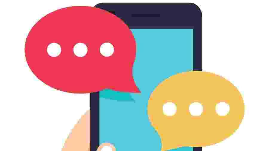 SMS foi por muito tempo o principal meio de envio de mensagens de celulares, mas agora Google e Facebook querem acabar com eles de vez - Getty Images/iStockphoto