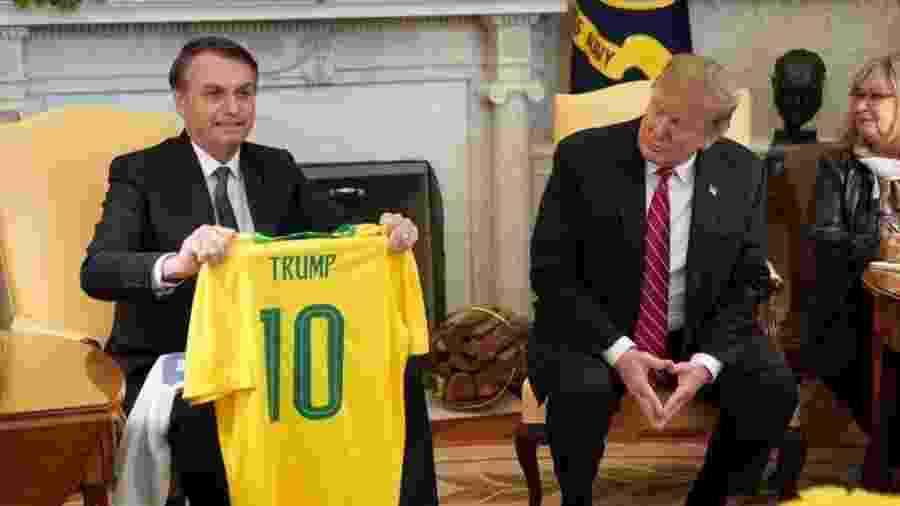 Reunião foi o primeiro encontro entre os presidentes dos dois países - AFP