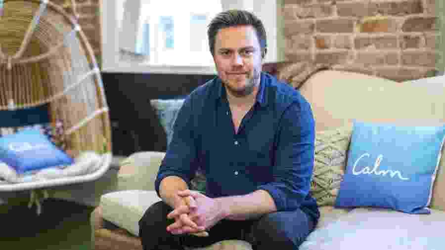 Em 2005, o jovem britânico Alex Tew ganhou seu primeiro milhão de dólares com um site de micro anúncios - Reprodução/Blog Calm