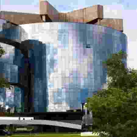 A sede da PGR, em Brasília: chefe do MP é o único que pode denunciar deputados, senadores, ministros e o presidente da República - MPF/BBC