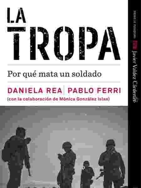 O livro 'La tropa: por qué mata un soldado' foi debatido no Hay Festival de Querétaro - César Rodríguez