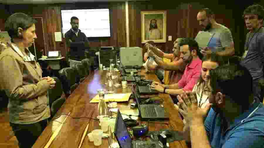 A apuração do Conselho Tutelar na Câmara Municipal de São Paulo - Divulgação - 6.out.2019/Secretaria de Direitos Humanos e Cidadania de São Paulo