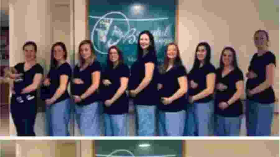 enfermeiras bervely - Reprodução/Boston 25 News