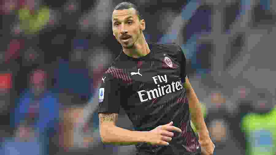 Zlatan Ibrahimovic questiona EA Sports sobre sua imagem no Fifa e diz que vai investigar -