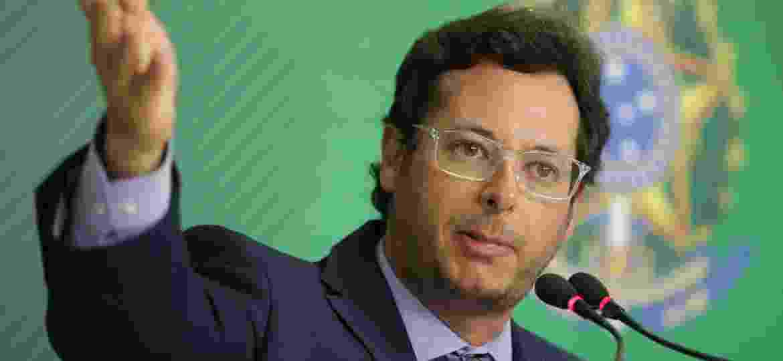 O chefe da Secretaria de Comunicação da Presidência, Fabio Wajngarten - André Coelho/Folhapress
