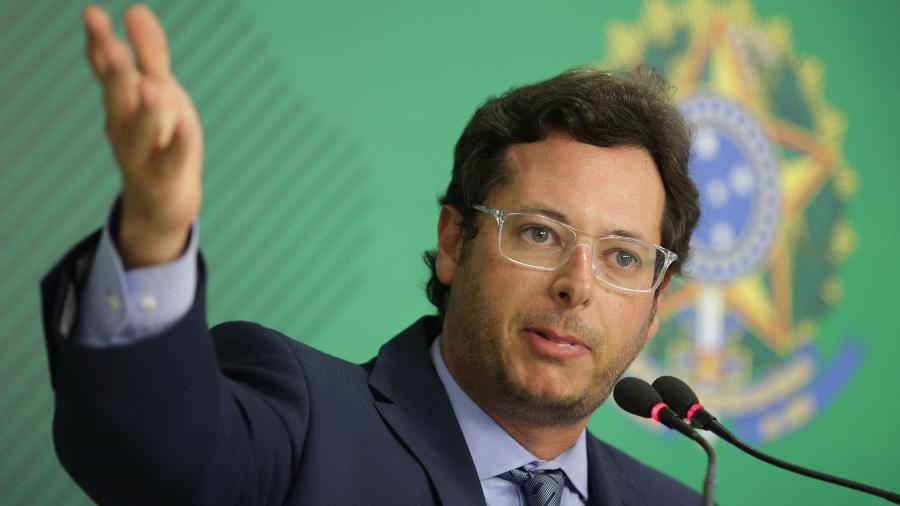 O ex-chefe da Secretaria de Comunicação da Presidência, Fabio Wajngarten - André Coelho/Folhapress