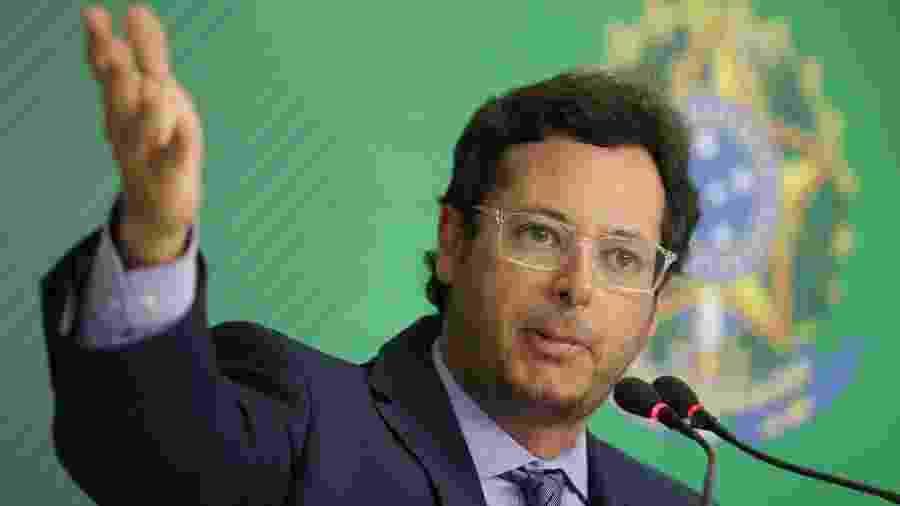 Fabio Wajngarten recebia relatórios na Secom - André Coelho/Folhapress