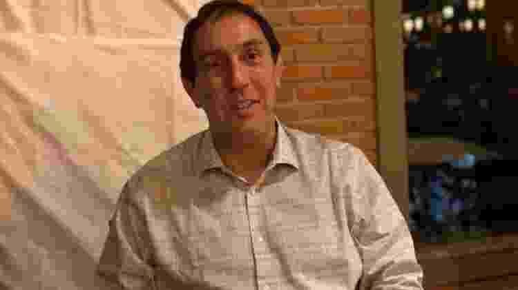Médico Jaques Sztajnbok, supervisor da UTI do Emílio Ribas - Arquivo Pessoal - Arquivo Pessoal
