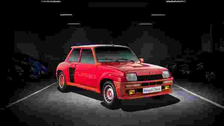 Renault 5 Turbo  - Divulgação - Divulgação