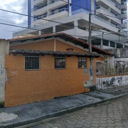 Casa na Praia Grande está no leilão da Caixa, com lance inicial de R$ 269,1 mil  - Divulgação