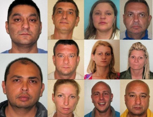 Mais de 250 mulheres foram exploradas sexualmente pela gangue, que foi presa - Divulgação/Metropolitan Police London