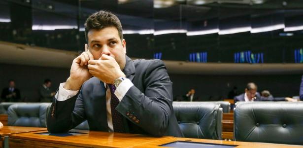 O líder do PMDB na Câmara, deputado Leonardo Picciani (RJ)