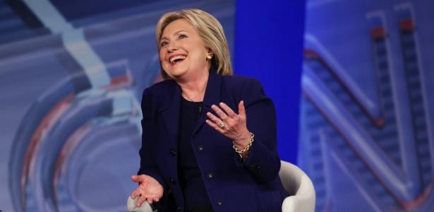 """""""Sou uma progressista que gosta que as coisas sejam feitas. Não vou deixar que isso me incomode"""", disse a ex-secretária de Estado"""