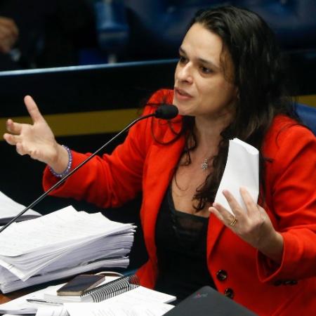 A deputada estadual Janaina Paschoal - Pedro Ladeira/Folhapress