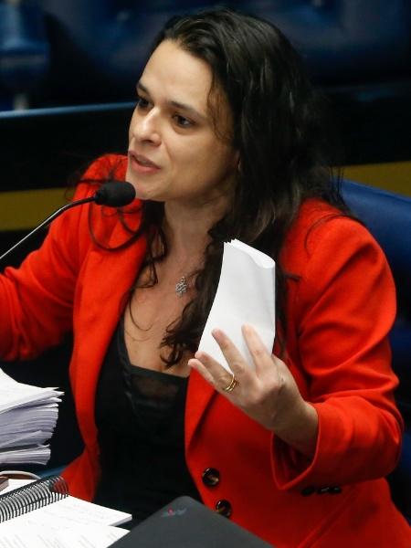 Janaína Paschoal, deputada estadual de São Paulo eleita pelo PSL - Pedro Ladeira/Folhapress
