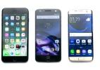 Qual o melhor celular premium lançado em 2016? (Foto: Lucas Lima/UOL)