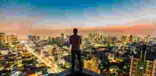 Solidão; cidade; metrópole - Getty Images - Getty Images