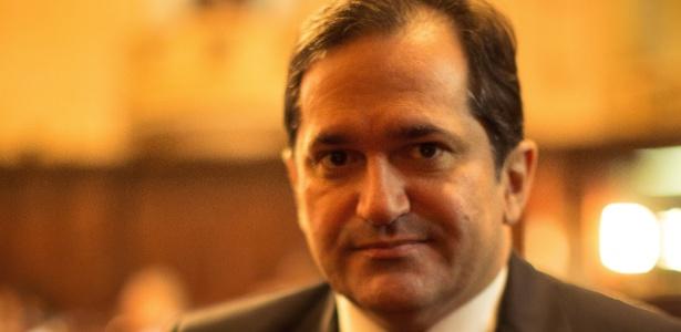 O deputado afastado do Rio de Janeiro, Edson Albertassi (PMDB)
