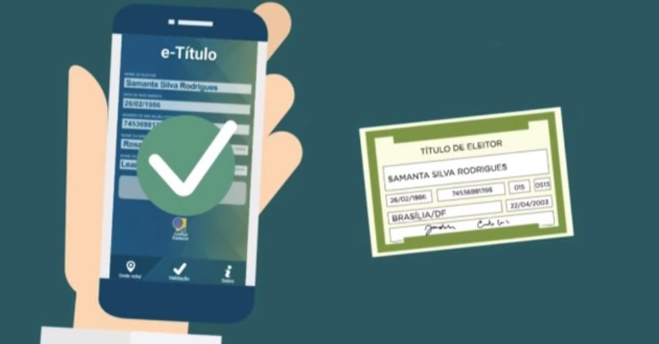 Não é só para votar! e-Título, app mais baixado no Brasil, tem mais funções