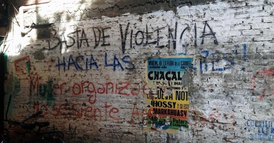 Favela é alvo até hoje de disputas entre traficantes de drogas