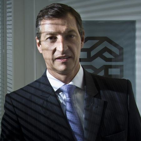 Octavio de Lazari Júnior, presidente do Bradesco, em foto de 2012 - Zé Carlos Barretta/Folhapress