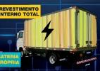 Conheça blindagem de caminhão que dá choque em ladrões - Divulgação