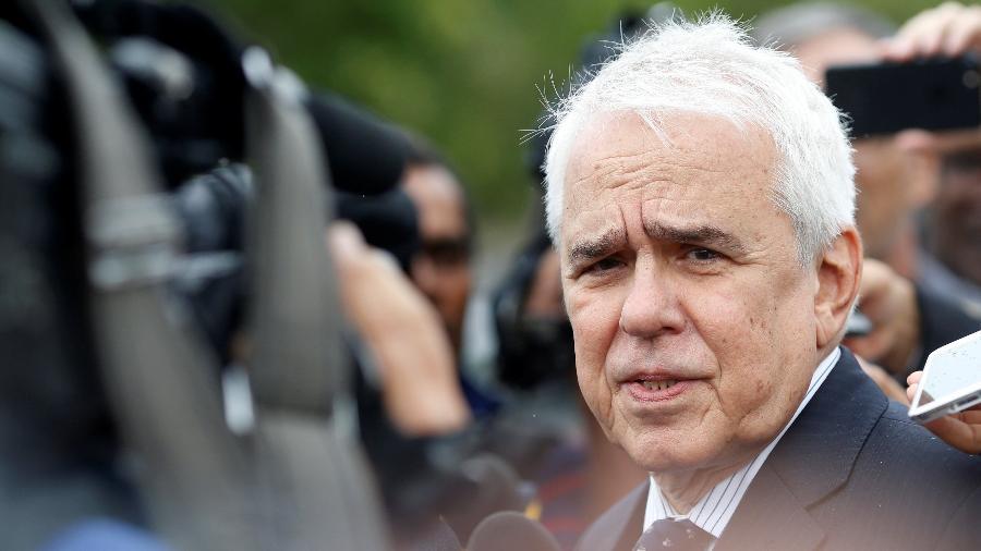 Roberto Castello Branco destacou que, em Búzios, a companhia terá um baixo custo de produção, que pode chegar a US$ 4 por barril - Adriano Machado/Reuters
