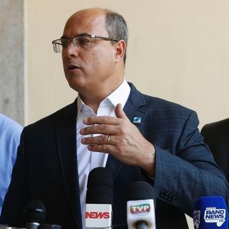 O governador do Rio, Wilson Witzel (PSC) - Tomaz Silva/Agência Brasil