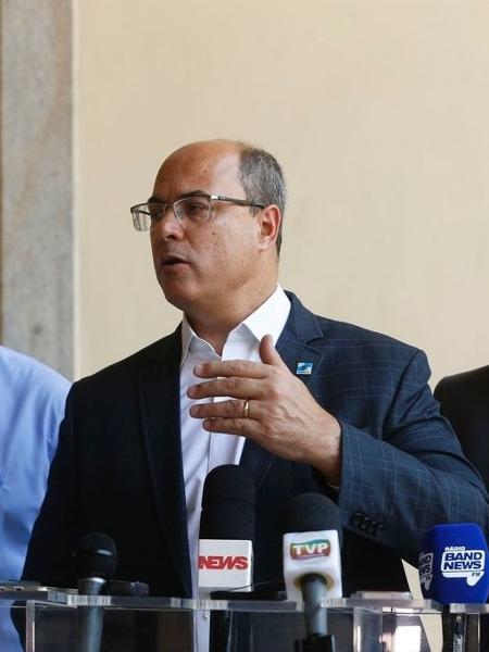 Governador do Rio de Janeiro, Wilson Witzel  - Tomaz Silva/Agência Brasil