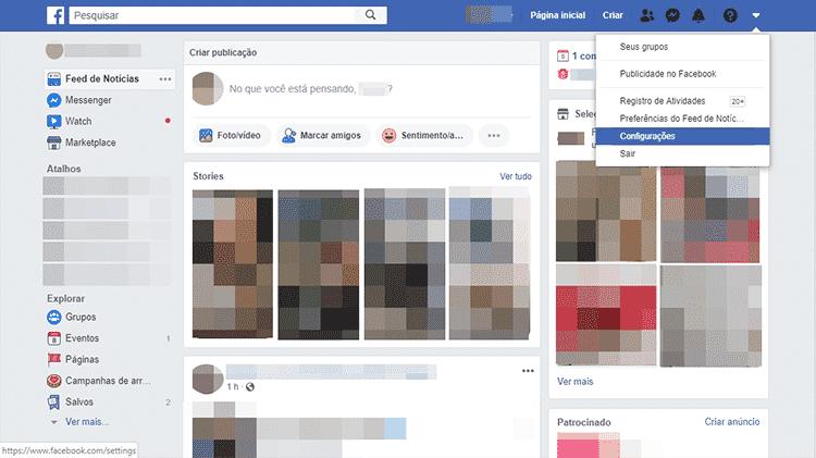 Resgate de fotos do Facebook 1 - Facebook/Reprodução - Facebook/Reprodução