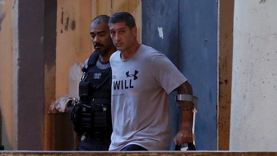 Ronnie Lessa já trabalhou para sobrinho do bicheiro Castor de Andrade, segundo Simone Sibilio, promotora do MPRJ - Marcelo Theobald/Agência O Globo