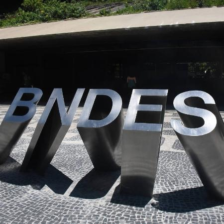 Fachada do BNDES no Rio de Janeiro - Bernard Martinez/Folhapress