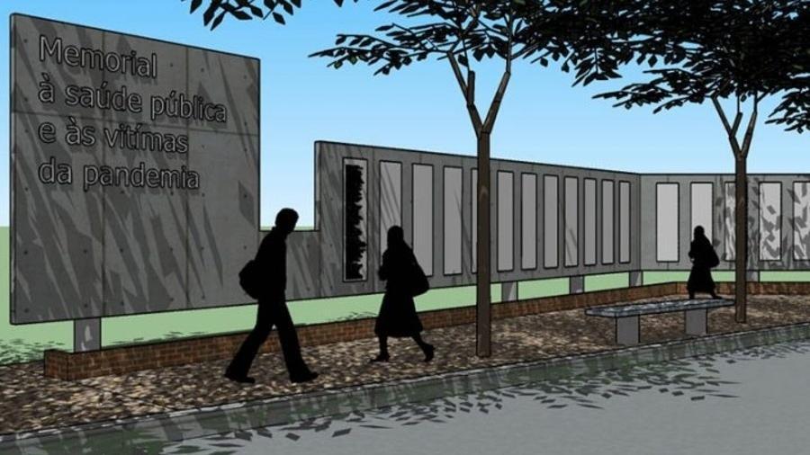 Anúncio foi feito por prefeito; segundo secretaria, projeto será doado por arquiteto - Divulgação