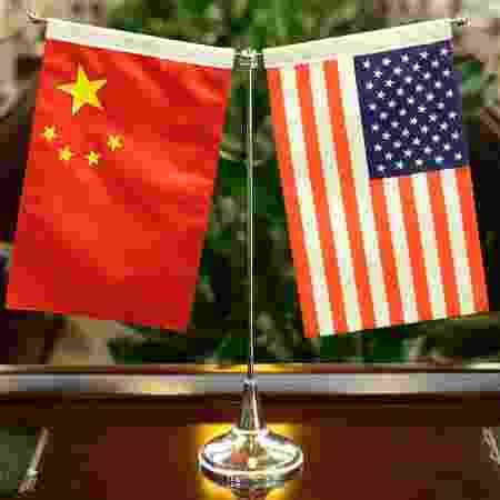 30.jun.2017 - China anunciou o fechamento do consulado americano na cidade de Chengdu - Jason Lee/Pool/AFP