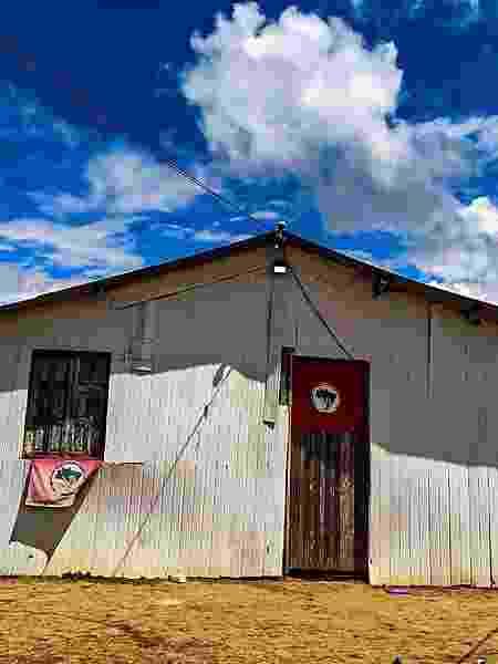 O assentamento Jacy Rocha, do MST, localizado em Prado (BA) - Igor Carvalho/Brasil de Fato