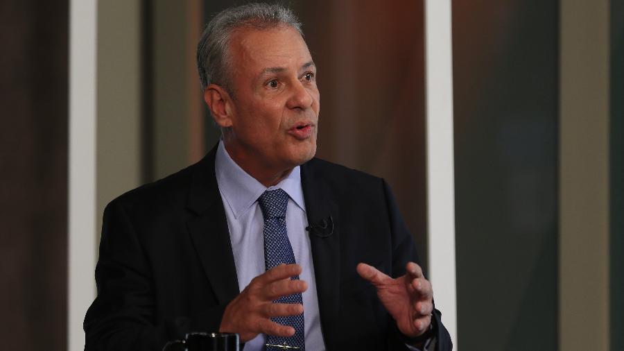 Bento Albuquerque participou de audiência na Câmara para falar sobre a crise energética - Marcello Casal Jr./Agência Brasil