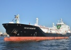 Transpetro põe em operação navio Oscar Niemeyer que transporta GLP - Divulgação
