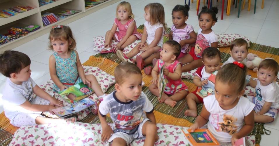 Doze gêmeos em creche de Florianópolis