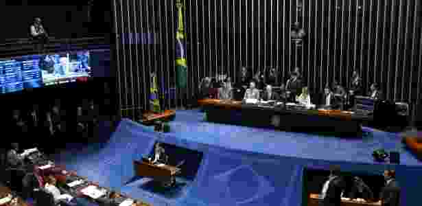 Mais de 54 mil pessoas têm foro no Brasil, diz um estudo do Senado - Alan Marques/Folhapress