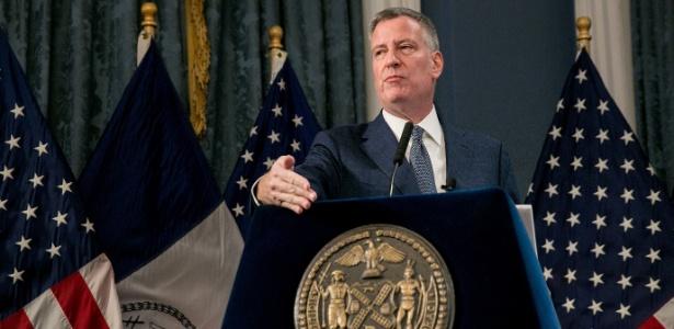 Prefeito de Nova York, Bill de Blasio