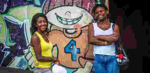 Vanderléa e Daniela - Edson Lopes Jr./UOL - Edson Lopes Jr./UOL