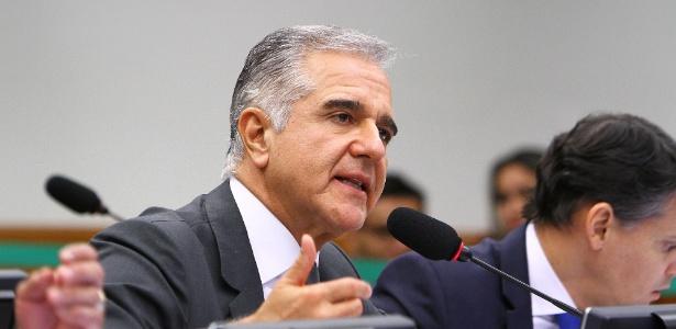 Investigado pela Operação Lava Jato no Rio, o deputado do PP-RJ Júlio Lopes é um dos que seguem como vice-líderes do governo na Câmara - Billy Boss - Câmara dos Deputados
