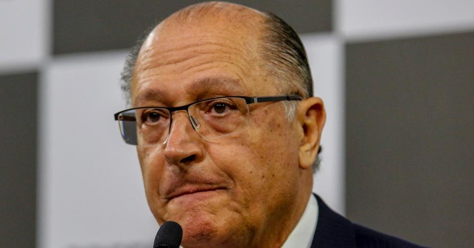 Pré-candidatos 2018 | Meirelles já falou que não quer ser vice, eu respeito, afirma Alckmin