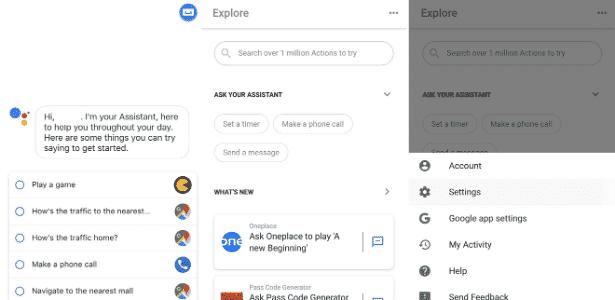 Como mudar a voz do Google Assistente - UOL - UOL