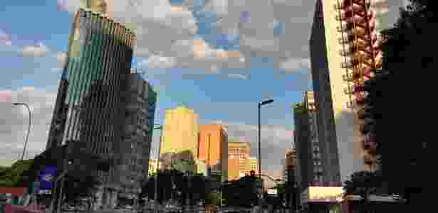 Foto diurna com luz ambiente - UOL