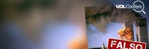 Haddad não cancelou aula na USP para celebrar a queda das Torres Gêmeas (Foto: Arte/UOL)