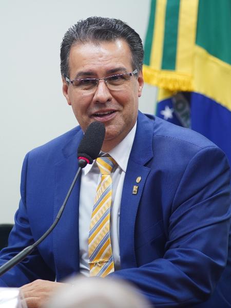 Capitão Augusto (PL-SP) é o relator do pacote anticrime no Congresso - Will Shutter - 13.mar.2019/Câmara dos Deputados