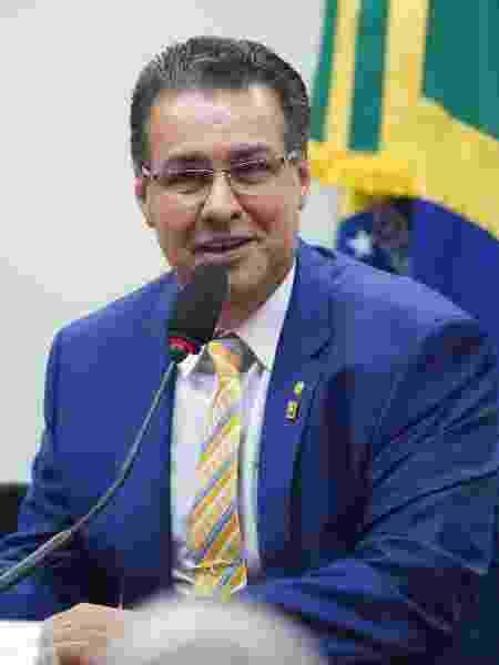 O deputado Capitão Augusto (PL-SP) diz que, se eleito, vai priorizar pautas relacionadas à segurança - Will Shutter/Câmara dos Deputados - Will Shutter/Câmara dos Deputados